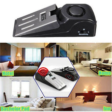 Load image into Gallery viewer, 120DB Mini Wireless Vibration Alarm Door Stop Alarm For Home