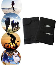 Load image into Gallery viewer, TOURMALINE SELF HEATING MAGNETIC THERAPY KNEE PADS
