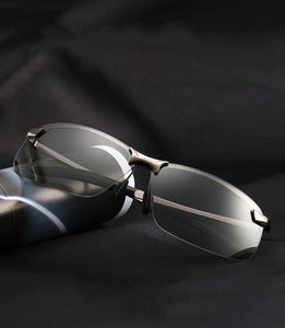 MEN'S HIGH-END PHOTOCHROMIC POLARIZED SUNGLASSES