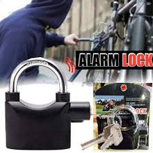 Load image into Gallery viewer, Alarm Heavy Duty Padlock