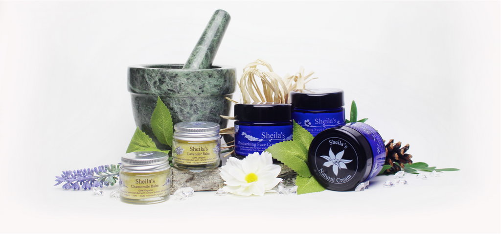 Sheila's Natural Products