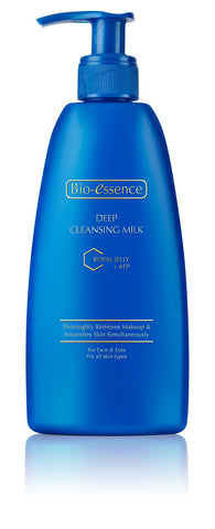Bio Essence Deep Cleansing Milk Royal Jelly +ATP 200g