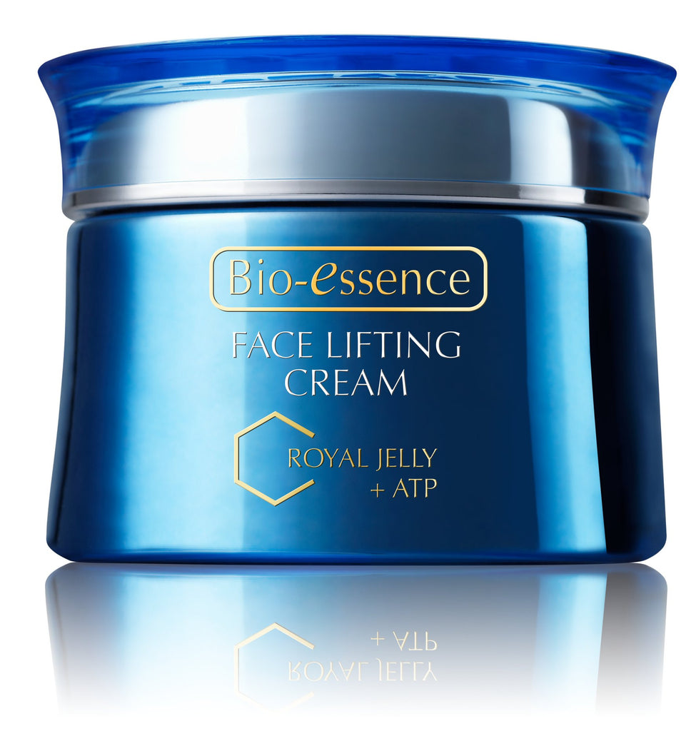 Bio Essence Face Lifting Cream with Royal Jelly & ATP 40g