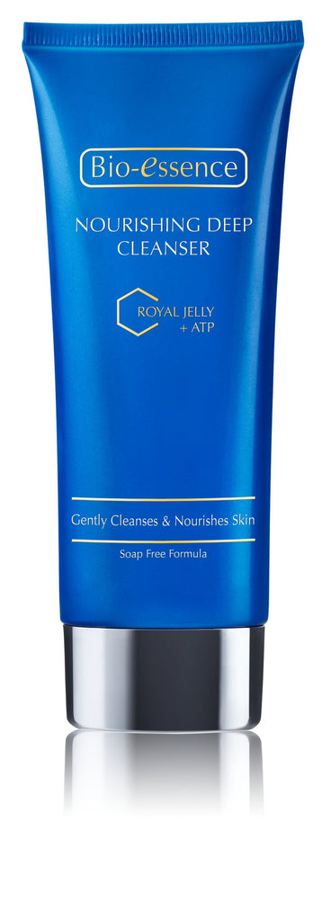 Bio Essence  Nourishing Deep Cleanser with Royal Jelly & ATP 100g