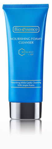 Bio Essence Nourishing Foamy Cleanser with Royal Jelly & ATP 100g