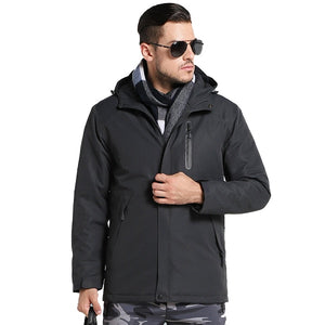 Heating Waterproof Cotton Coat