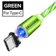 Load image into Gallery viewer, Luminous Lighting Magnetic USB Charger Cable for Phone