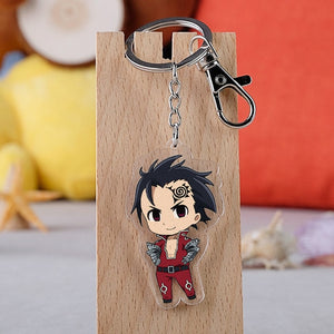 The Seven Deadly Sins Keychain