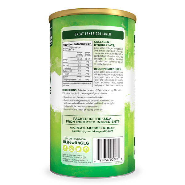 Collagen Hydrolysate