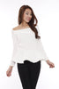 Kaycey Peplum Top