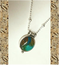 Load image into Gallery viewer, Chrysocolla & Friends Pendant Necklace