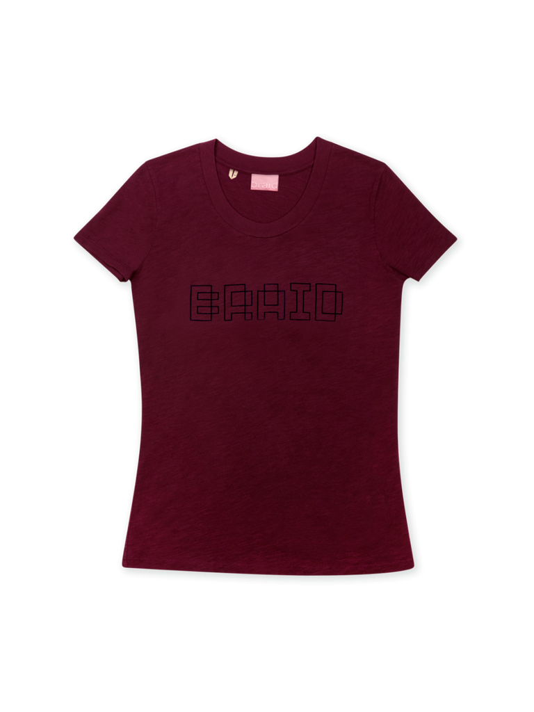Slim fit T-shirt Artwork - Gracie logo