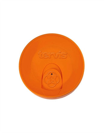 Tervis 10 oz Travel Lid - Orange
