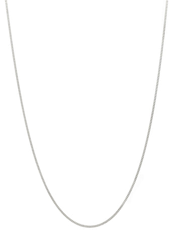 Chamilia Sterling Silver Adjustable Chain - Classic (adjusts to 22 in / 55.9 cm) 1210-0005