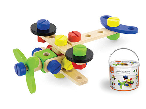 Construction Block Set - 48 pc