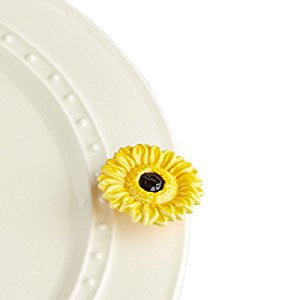 Nora Fleming Mini A183 - Sunflower