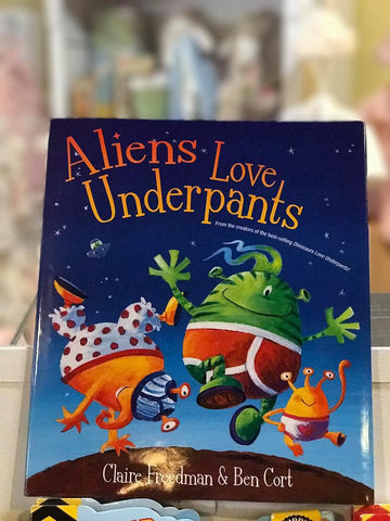 Aliens Love Underpants-Depot Gifts & Corner Fashions