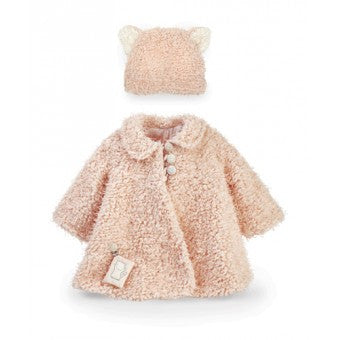 Bunnies By The Bay Purrty Coat & Hat - 24M