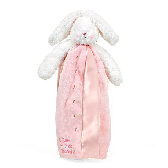 Bunnies by the Bay Blossom's Buddy Blanket - Pink