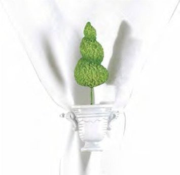 C&F Enterprises Topiary Napkin Ring 4702710