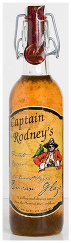 Captain Rodney's Private Reserve Boucan Pepper Glaze- 13 fl oz
