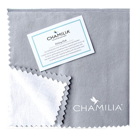 Chamilia Gray Polishing Cloth - 12x15 (5040-1955)
