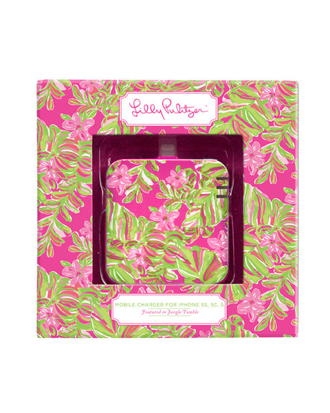 Lilly Pulitzer Mobile Charger 8-pin