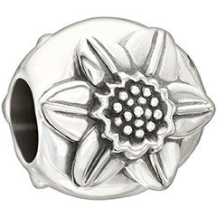 Chamilia Sterling Silver - FOM March - Daffodil 2010-3219