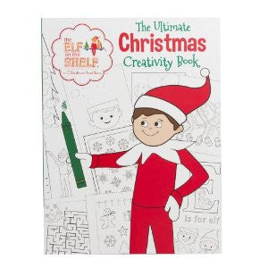 Elf on the Shelf The Ultimate Christmas Creativity Book