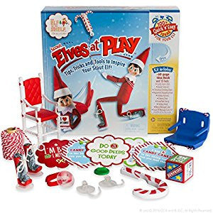 The Elf on the Shelf Scout Elves at Play: Tips, Tricks and Tools to Inspire