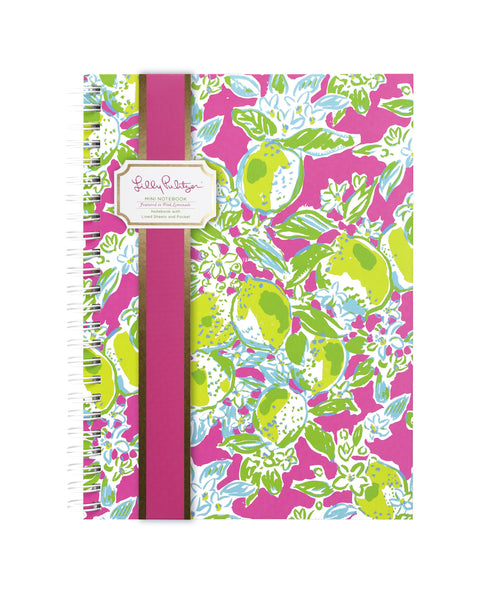 Lilly Pulitzer Mini Notebook-Depot Gifts & Corner Fashions