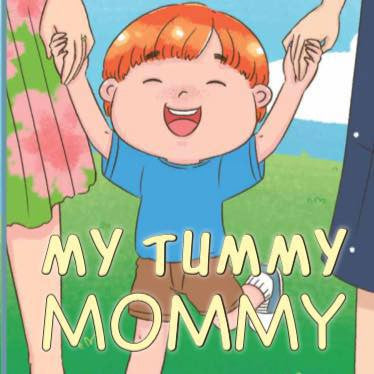 """My Tummy Mommy"" Adoption Book"