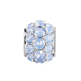 Chamilia Sterling Silver w/Stone - Splendor Bead - Air Blue Opal (2025-1462)