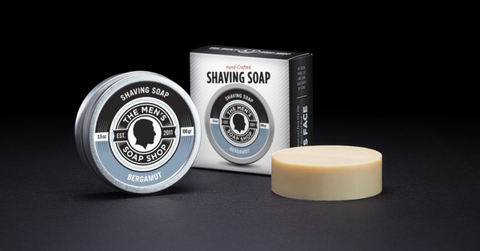 The Men's Soap Shop Shaving Soap