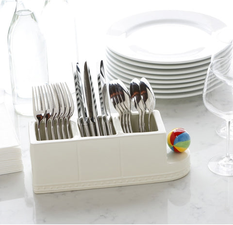 Nora Fleming Flatware Caddy U6