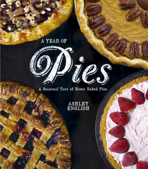 Year of Pies Cookbook