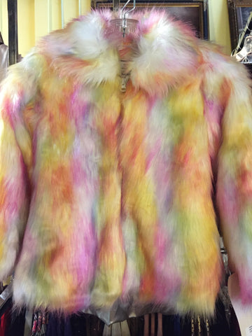 Widgeon 3613 Fashion Jacket - Candy Rainbow