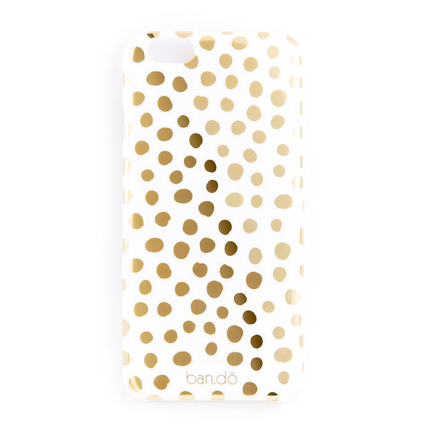 Bando iPhone 6 Case  Petite Party Dots