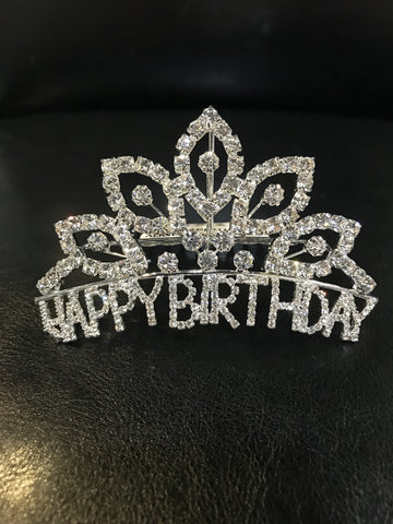 $12.99 Happy Birthday Tiara