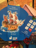 Juratoys Giant Floor Puzzle - Pirate Ship