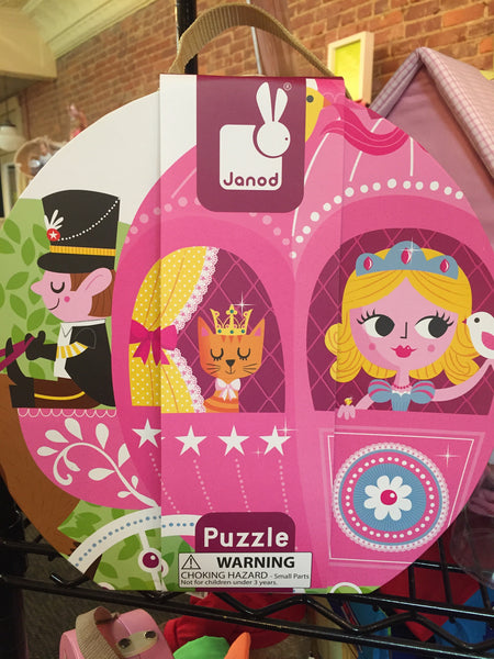 Juratoys Giant Floor Puzzle - Princess' Coach