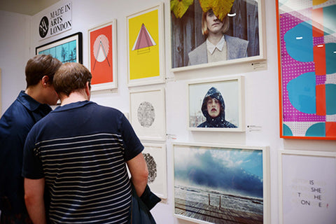 Made in Arts London at Multiplied Limited Edition Print Fair 2014