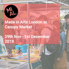 Made in Arts London X Canopy Market