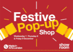 Creative Outlet Festive Pop up