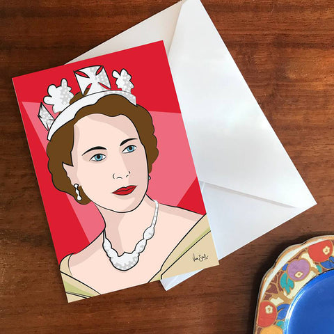 Queenie (Card)