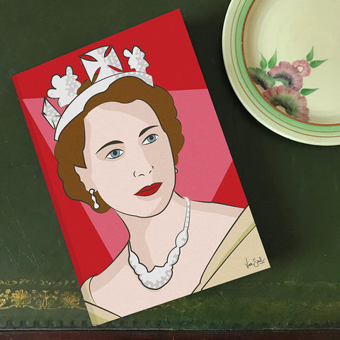 Queenie (Notebook)