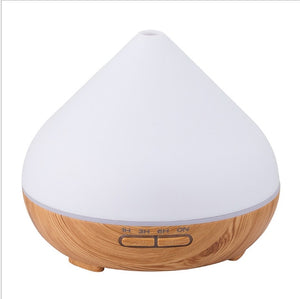 500ML Remote Control Air Humidifier Essential Oil Diffuser