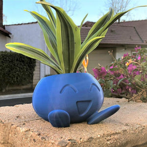Planter Oddish Flower Pot Succulent Plant Pot Planter