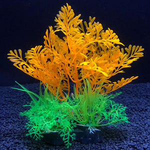 Simulation Artificial Plants Aquarium Decor Ornament Fish Tank