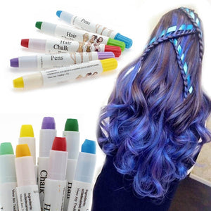 1PC Super Comfortable Dye Colored Hair Pastel